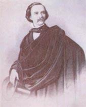 А.С. Даргомыжский. Портрет неизвестного художника.