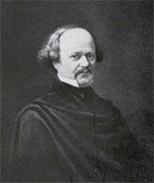 А.С. Даргомыжский. Портрет художника А. Волкова, 1869 г.
