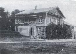 Флигель в Ивановке (Тамбовская губерния)