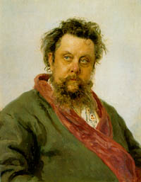 Портрет работы И.Е. Репина